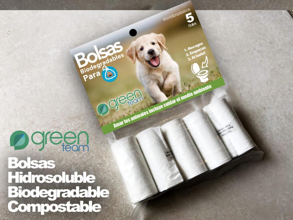 Bolsas Biodegradables para Mascotas